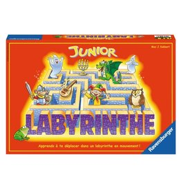 Ravensburger Labyrinthe - Junior [français]