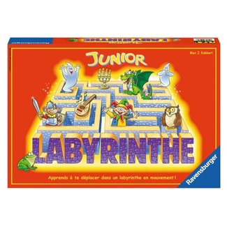 Ravensburger Labyrinthe - Junior [French]