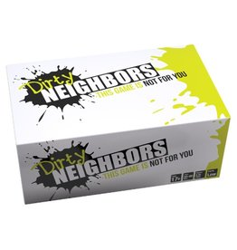 Dirty NeighBors Games Dirty Neighbors - This Game is Not For You [anglais]
