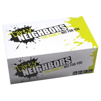 Dirty NeighBors Games Dirty Neighbors - This Game is Not For You [English]