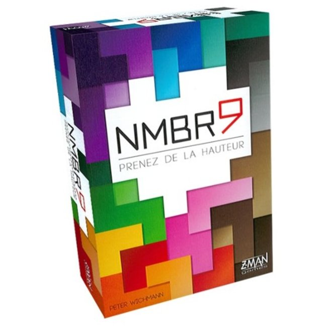 Z-Man NMBR9 [French]