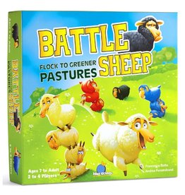 Blue Orange Battle Sheep [anglais]