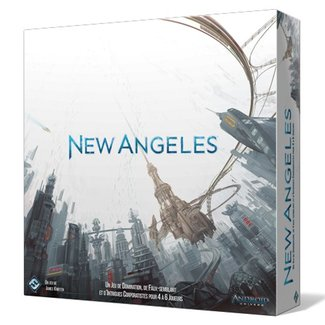 Fantasy Flight Games Android - New Angeles [French]