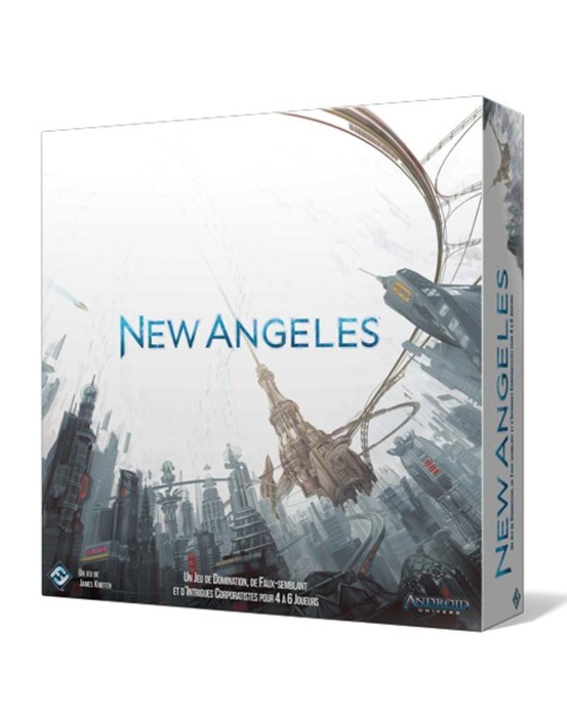 Fantasy Flight Games Android - New Angeles [français]