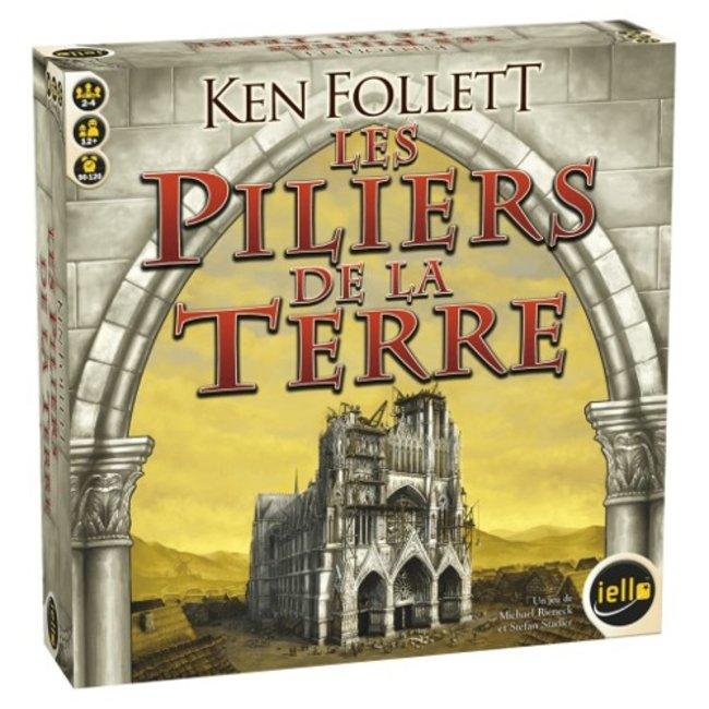 Iello Piliers de la terre (les) [French]