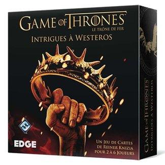 EDGE Trône de fer (le) - Intrigues à Westeros [French]