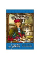 Argentum Verlag Hansa Teutonica [français]