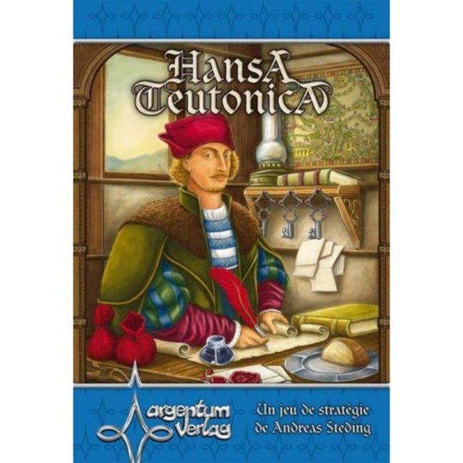 Argentum Verlag Hansa Teutonica [French]