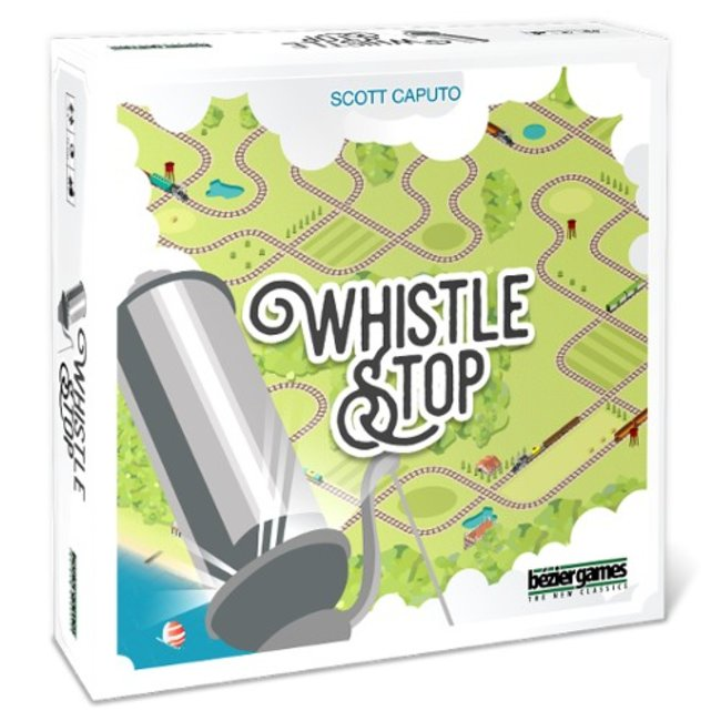 Bézier Games Whistle Stop [English]