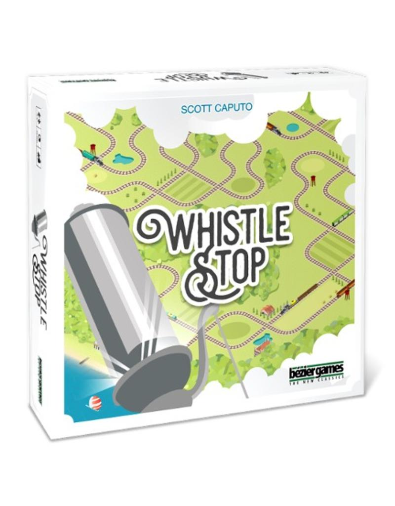 Bézier Games Whistle Stop [anglais]