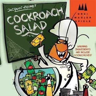 Drei Magier Spiele Cockroach Salad [Multi]