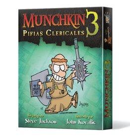 EDGE Munchkin 3 : Clerc et (pas) net [français]