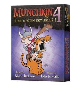 EDGE Munchkin 4 : Ton destin est sellé! [français]