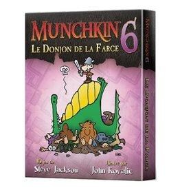 EDGE Munchkin 6 : Le donjon de la farce [français]