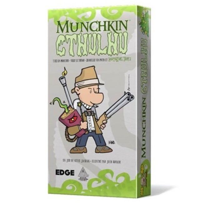 EDGE Munchkin Cthulhu [French]