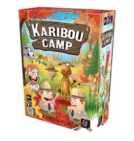 Gigamic Karibou Camp [multilingue]