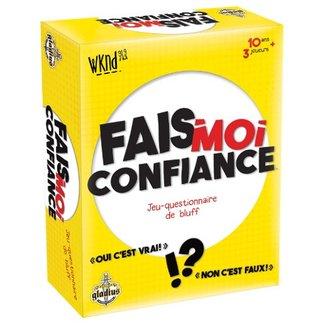 Gladius Fais-moi confiance [French]