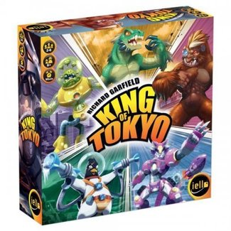 Iello King of Tokyo [French]