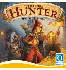 Queen Games Treasure Hunter [anglais]