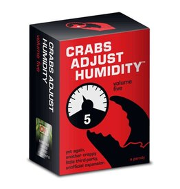 Vampire Squid Cards Crabs Adjust Humidity - Volume Five [anglais]