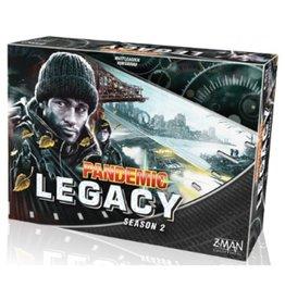 Z-Man Pandemic - Legacy - Season 2 (boîte noire) [anglais]
