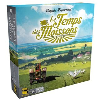 Matagot Temps des moissons (le) [French]