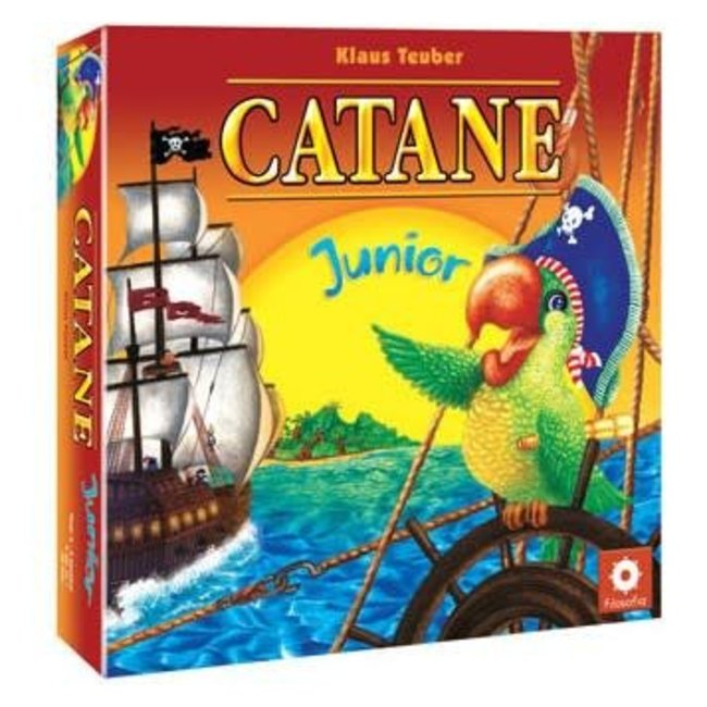 Filosofia Catan Junior [French]