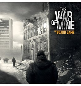 Awaken Realms This War of Mine - The Board Game [anglais]