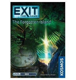 Kosmos Exit - The Forgotten Island [anglais]