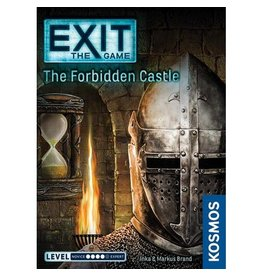 Kosmos Exit - The Forbidden Castle [anglais]
