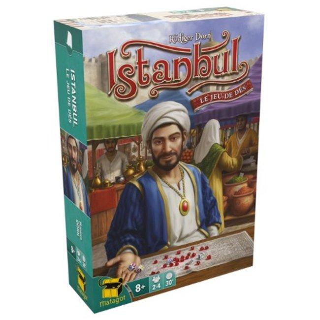 Matagot Istanbul - le jeu de dés [French]