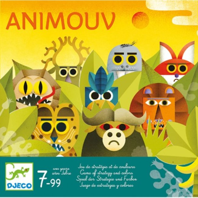 Djeco Animouv [multilingue]