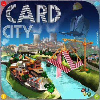 LudiCreations Card City XL [multilingue]