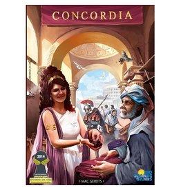 Rio Grande Games Concordia [anglais]