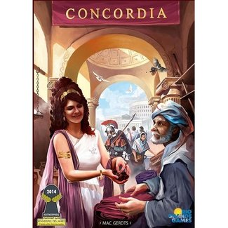 Rio Grande Games Concordia [English]