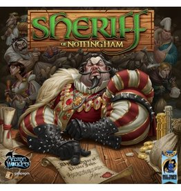 Arcane Wonders Sheriff of Nottingham [anglais]