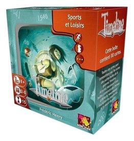 Asmodee Timeline - Sports & Loisirs [français]