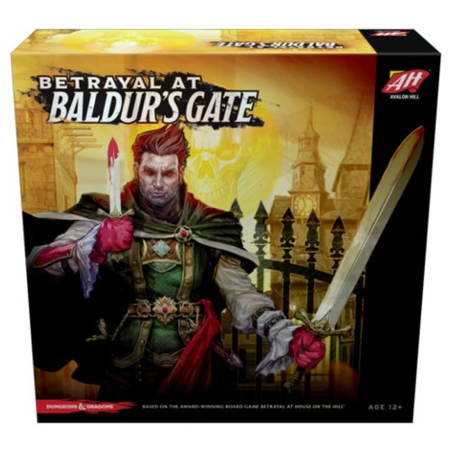 Avalon Hill Betrayal at Baldur's Gate [anglais]
