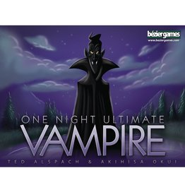 Bézier Games One Night Ultimate Vampire [anglais]