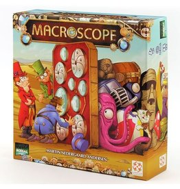 Boreal Macroscope [multilingue]