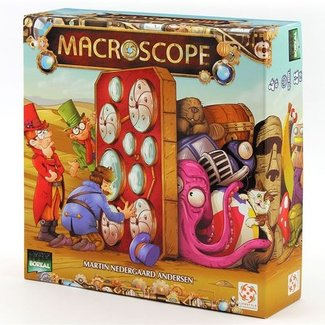 Boreal Macroscope [Multi]