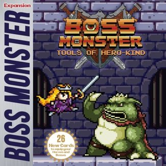 Brotherwise Games Boss Monster : Tools of Hero-Kind  [English]