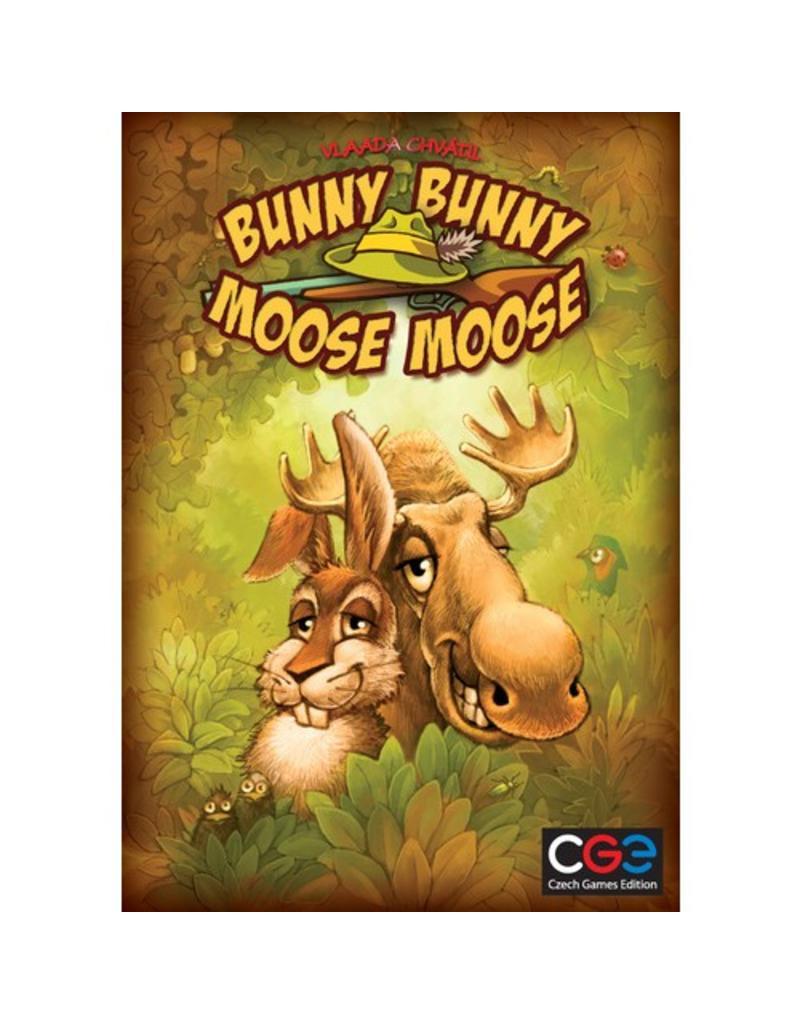 CGE Bunny Bunny Moose Moose  [anglais]