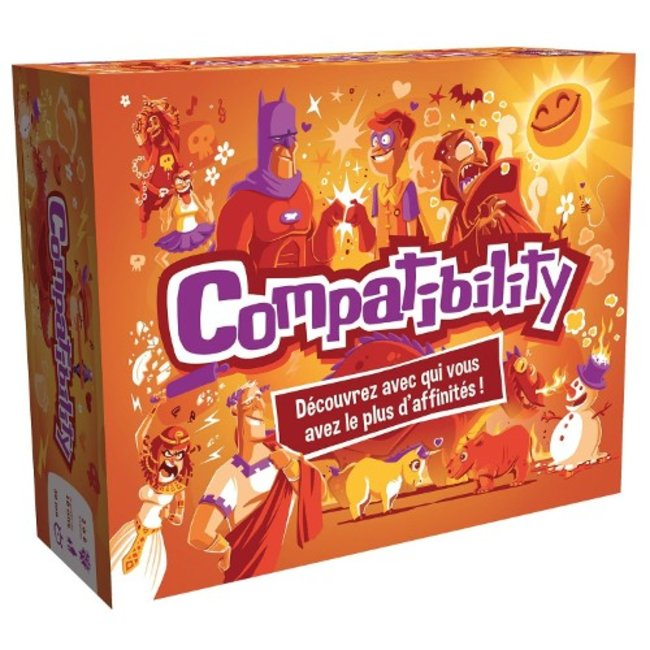 Cocktail Games Compatibility [French]