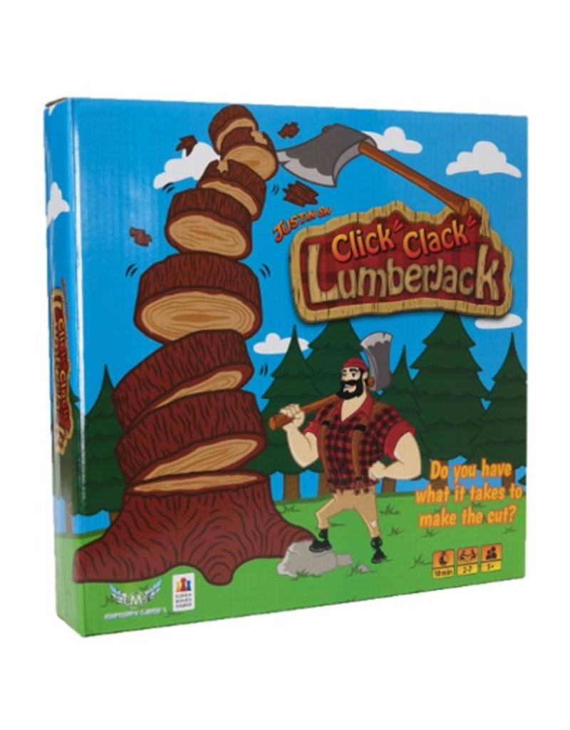 Mayday Games Click Clack Lumberjack [anglais]