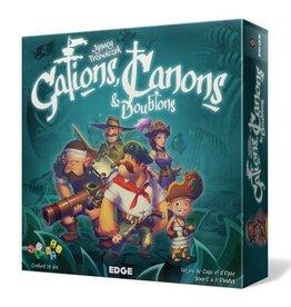 EDGE Galions, canons & doublons [français]