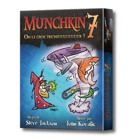 EDGE Munchkin 7 : Oh le gros tricheuuuuuuuur! [français]