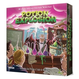 Horrible Guild Potion Explosion (2e édition) [French]