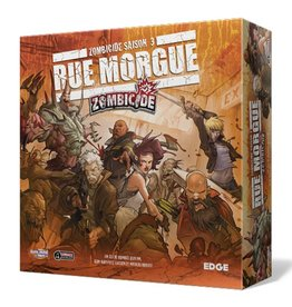 EDGE Zombicide - Saison 3 - Rue Morgue [français]