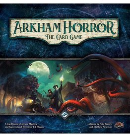Fantasy Flight Games Arkham Horror - The Card Game (LCG) [anglais]